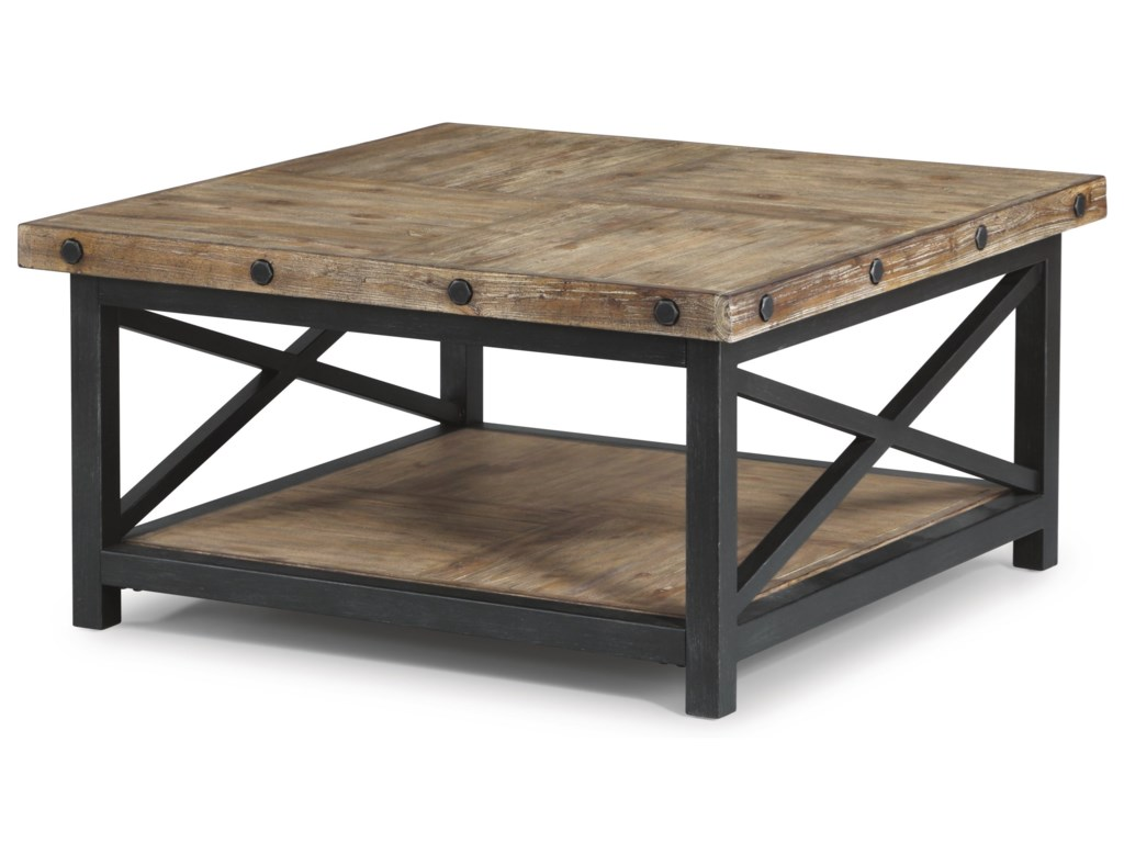 Flexsteel CarpenterSquare Cocktail Table