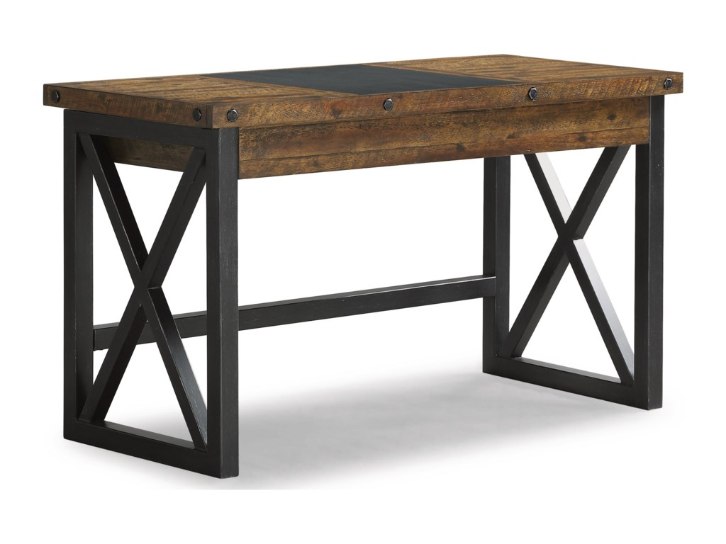 Flexsteel Wynwood Collection CarpenterLift-Top Desk