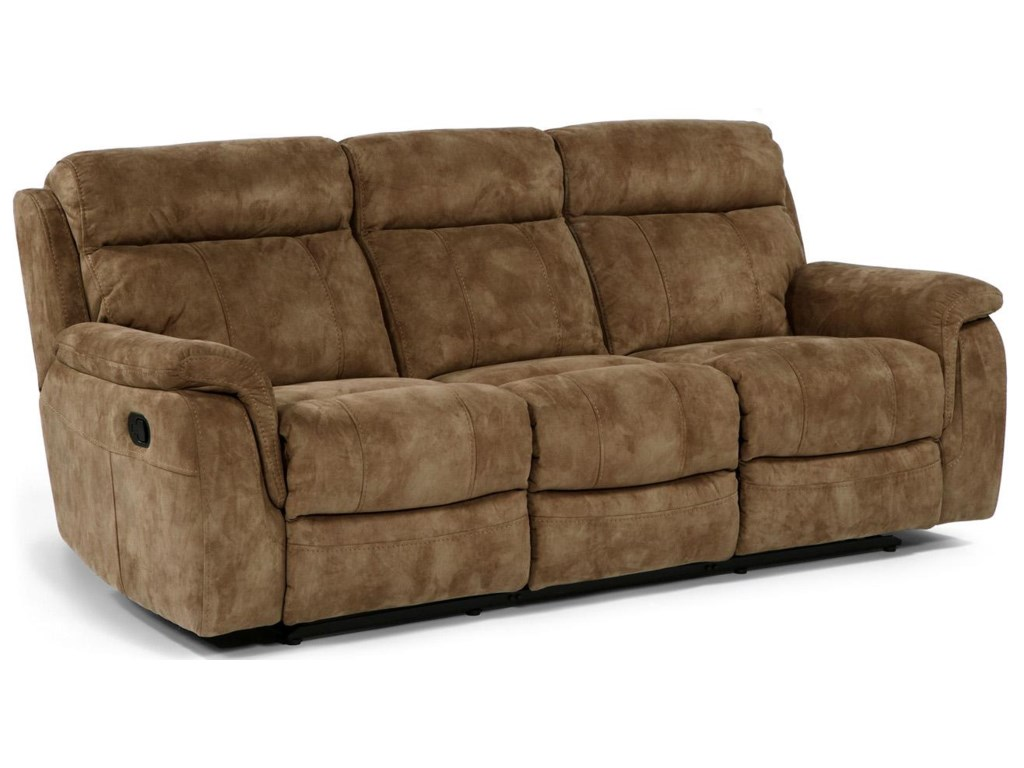 Flexsteel Latitudes - CasinoDouble Reclining Sofa