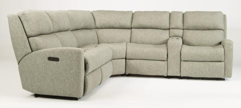 Flexsteel CatalinaPower Reclining Sectional