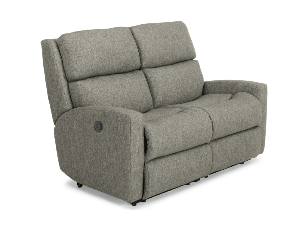 Flexsteel CatalinaReclining Loveseat