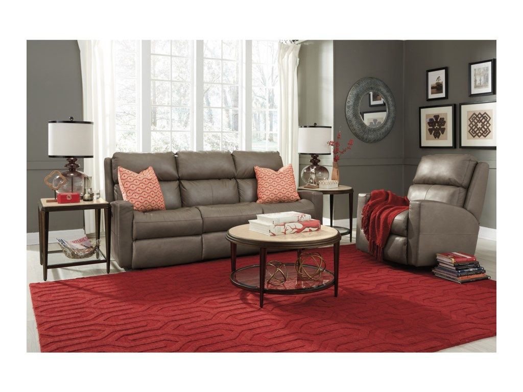 Flexsteel CatalinaPower Reclining Living Room Group