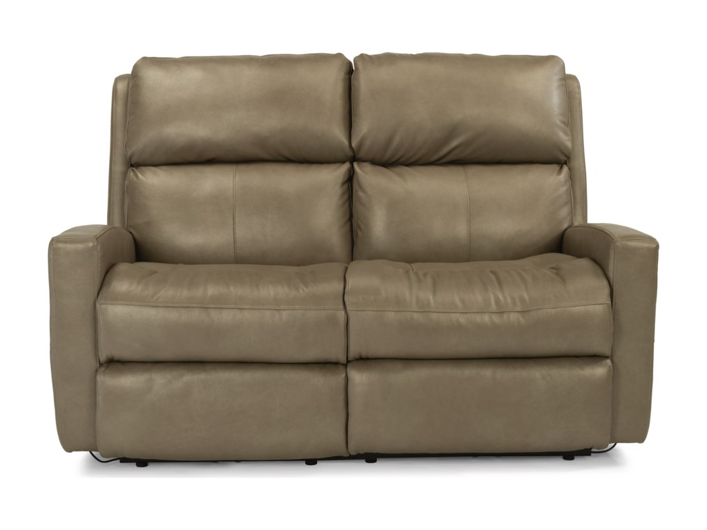 Flexsteel CatalinaPower Reclining Loveseat