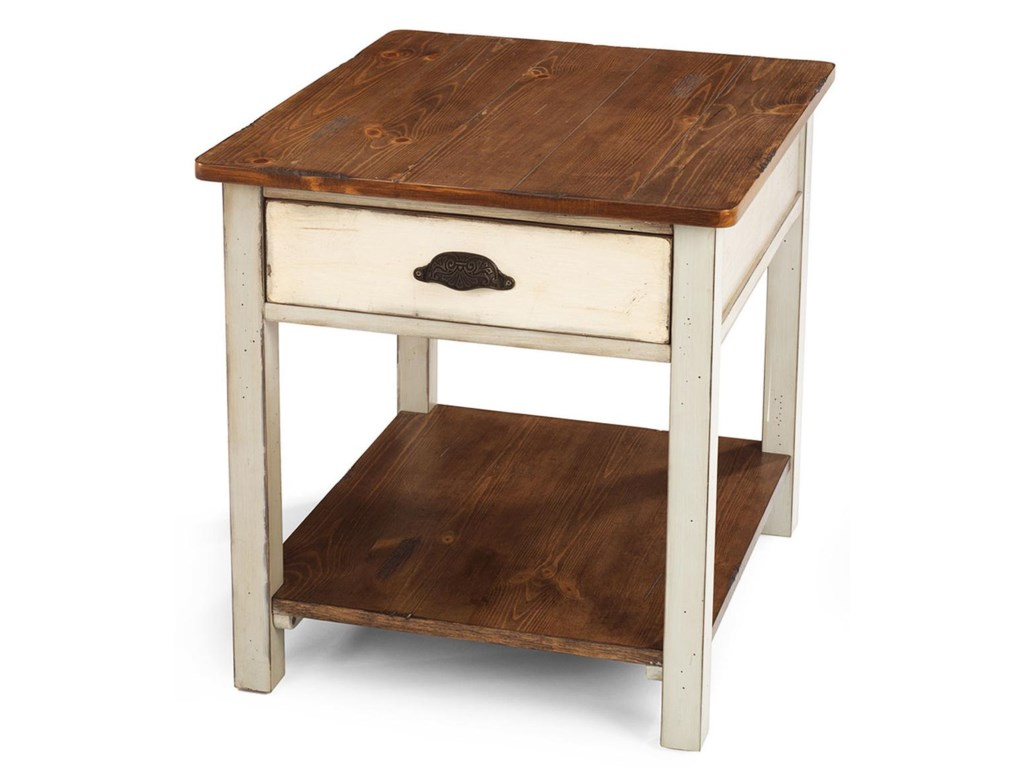 Flexsteel ChateauChateau Storage End Table