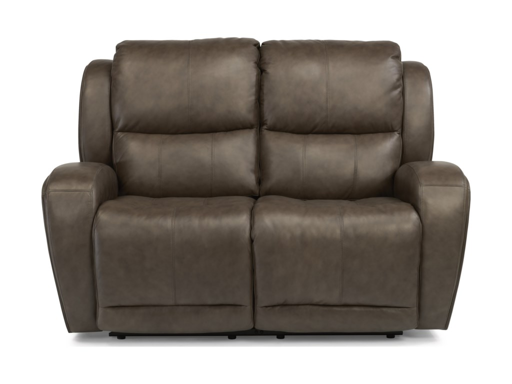 Flexsteel Latitudes - ChazPower Reclining Loveseat