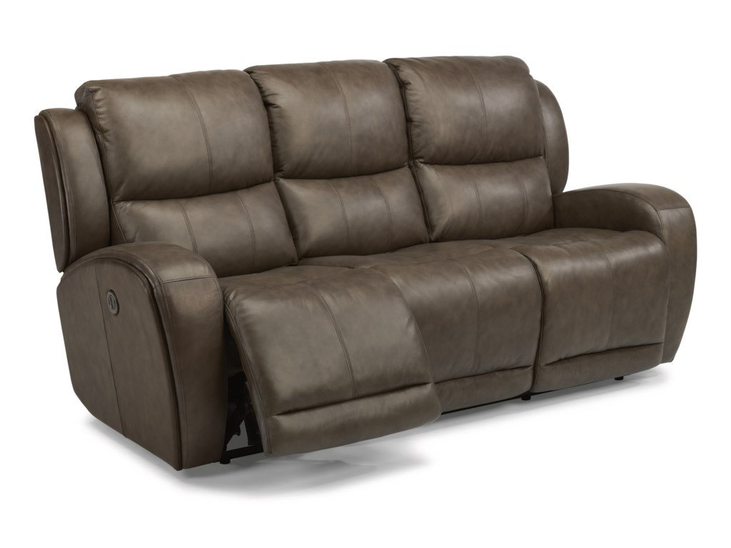 Flexsteel Latitudes - ChazPower Reclining Sofa