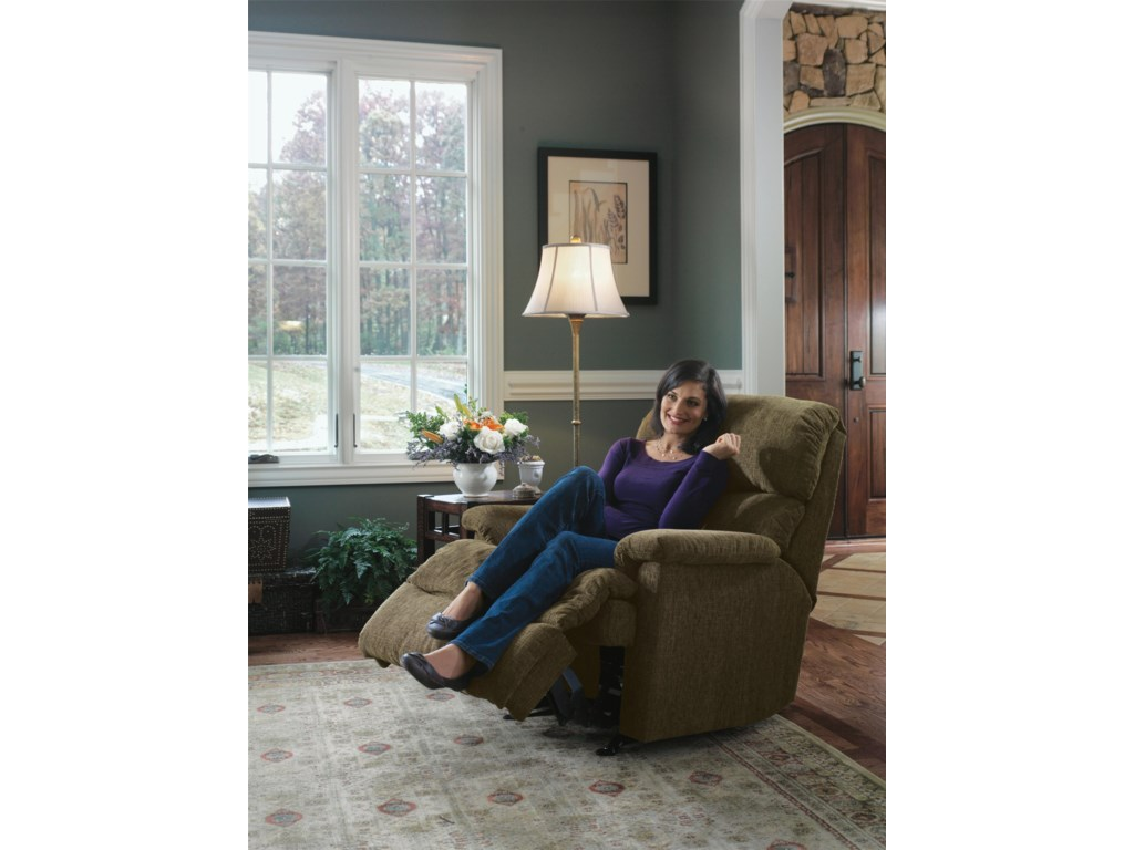 Flexsteel ChicagoPower Rocker Recliner