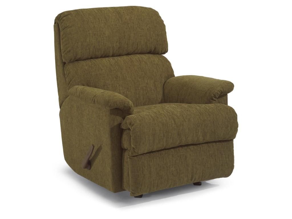 Flexsteel ChicagoSwivel Gliding Recliner