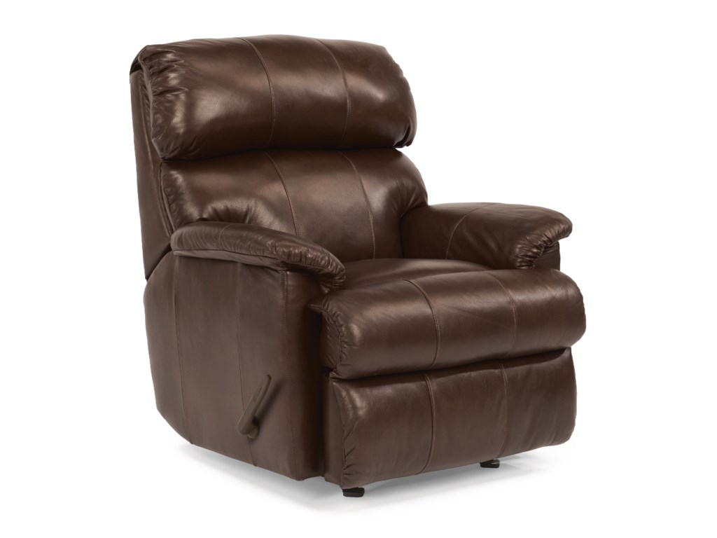 Flexsteel ChicagoRocking Recliner