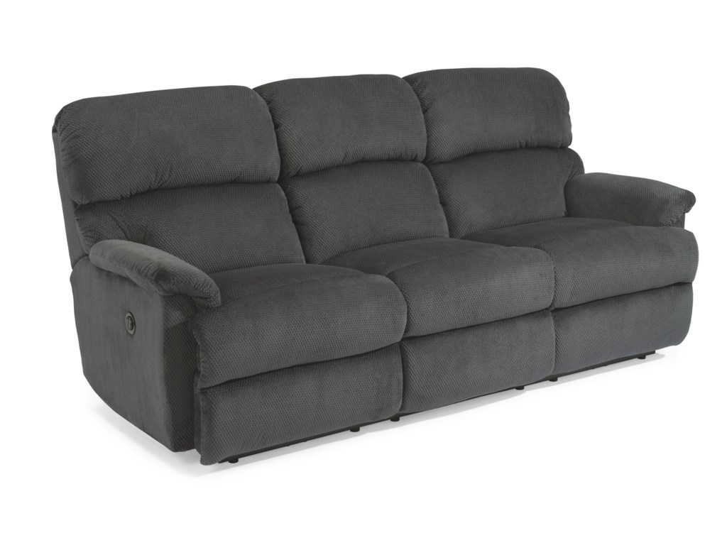 Flexsteel ChicagoReclining Sofa