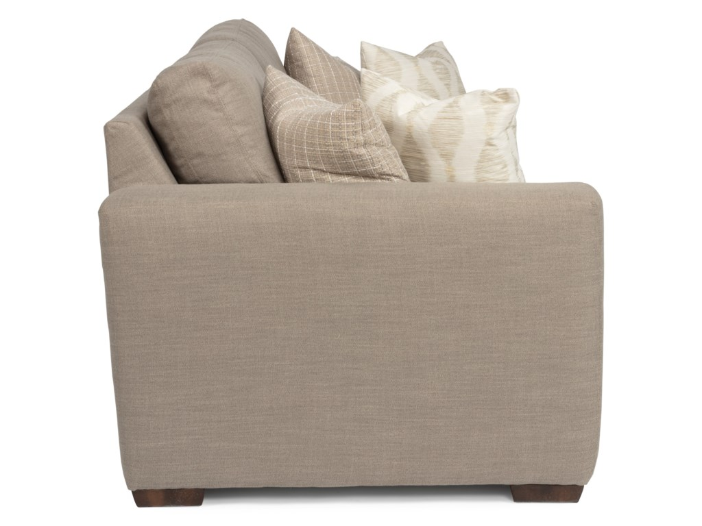 Flexsteel CollinsTwo-Cushion Sofa