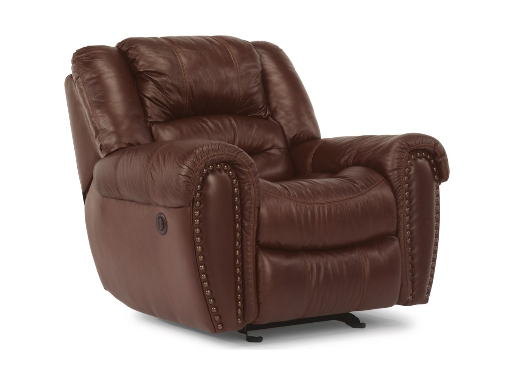 Flexsteel CrosstownPower Recliner