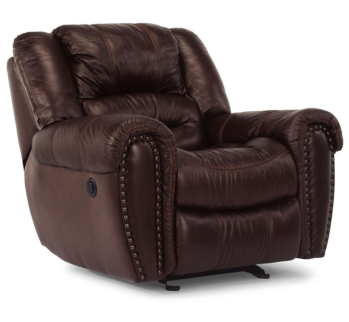 Stocked fabric may vary from manufactureru0027s photo.  sc 1 st  Johnny Janosik & Flexsteel Latitudes - Crosstown Casual Power Recliner with Pillow ... islam-shia.org