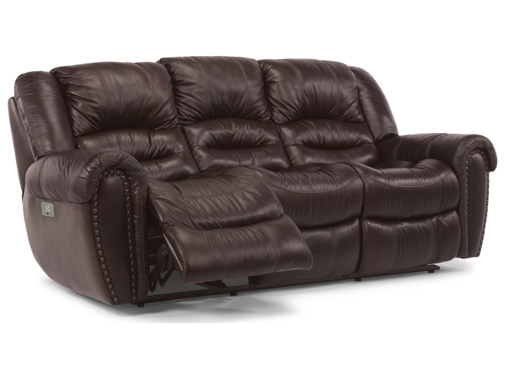 Flexsteel GordonPower Reclining Sofa