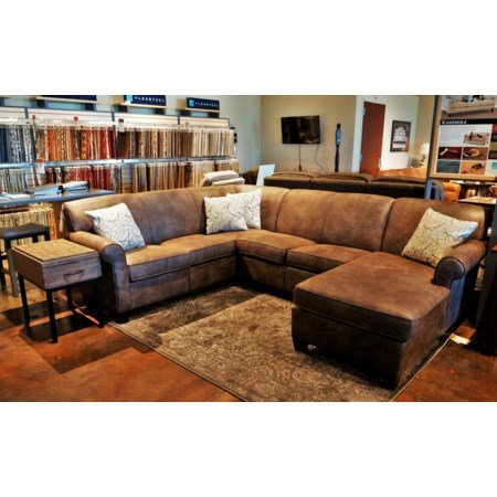 3 Pc Corner Sectional Sofa