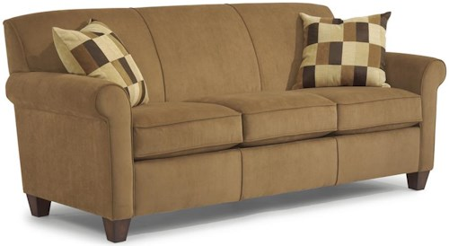 Flexsteel Dana Stationary Sofa