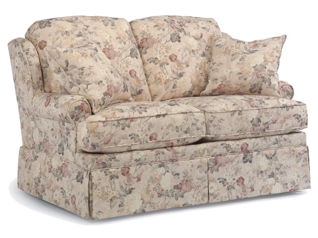 Flexsteel DanvilleLoveseat