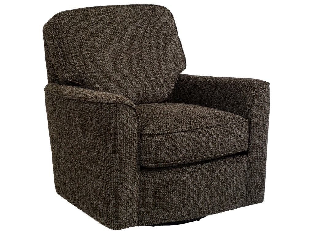 Flexsteel Darby Swivel Glider