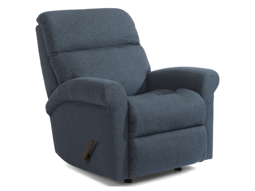 Flexsteel DavisSwivel Gliding Recliner