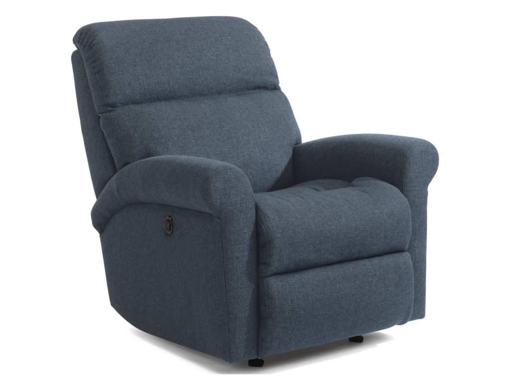 Flexsteel DavisPower Rocking Recliner