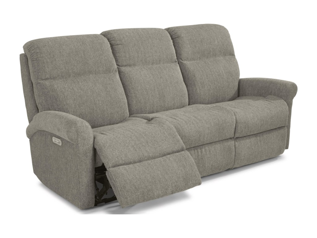 Flexsteel DavisReclining Sofa