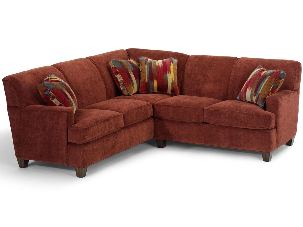 Flexsteel Dempsey2 Pc Sectional Sofa