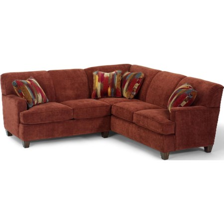 2 pc. Sectional Sofa