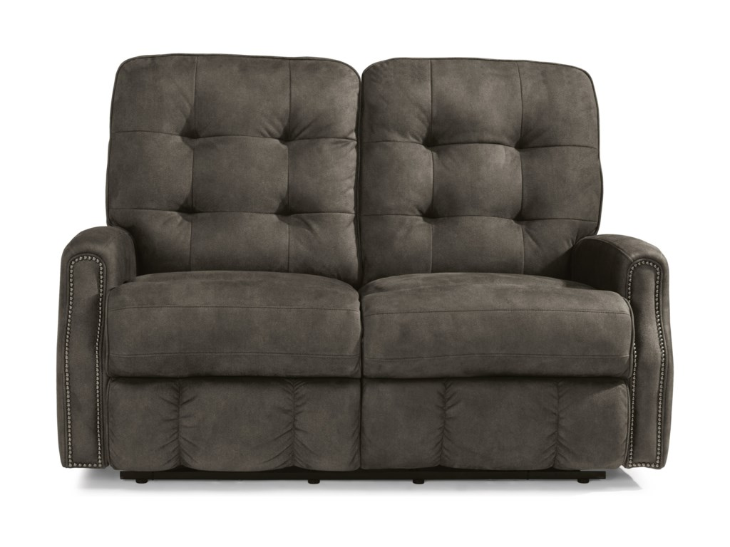 Flexsteel DevonPower Reclining Loveseat