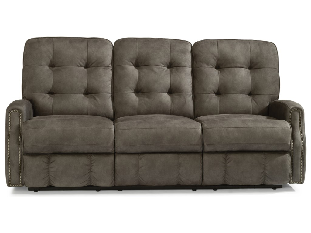 Flexsteel DevonReclining Sofa