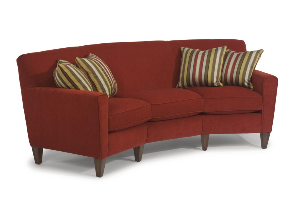 Flexsteel Digbyconversation Sofa