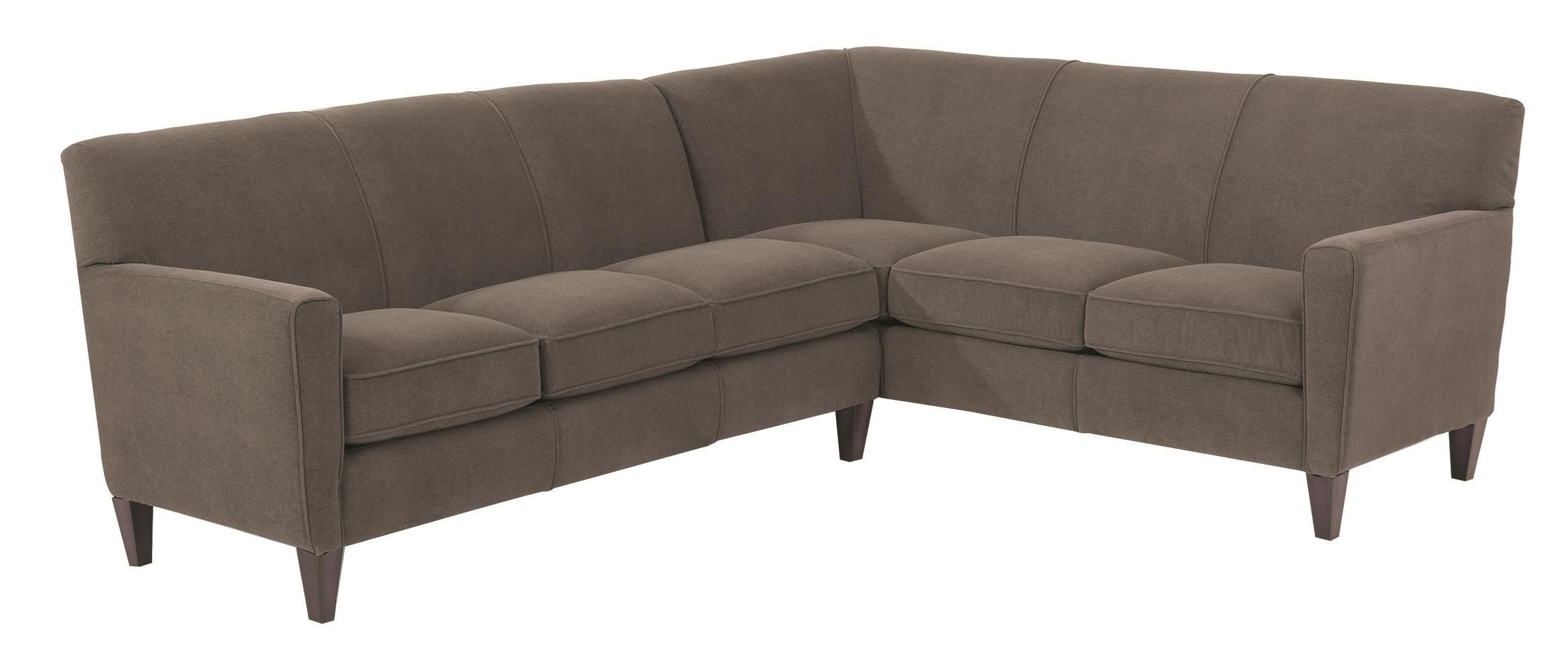Flexsteel Digby5 Seat Sectional ...