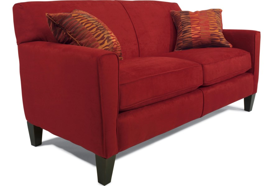 Flexsteel Digby 5966 30 70 Sofa W Two