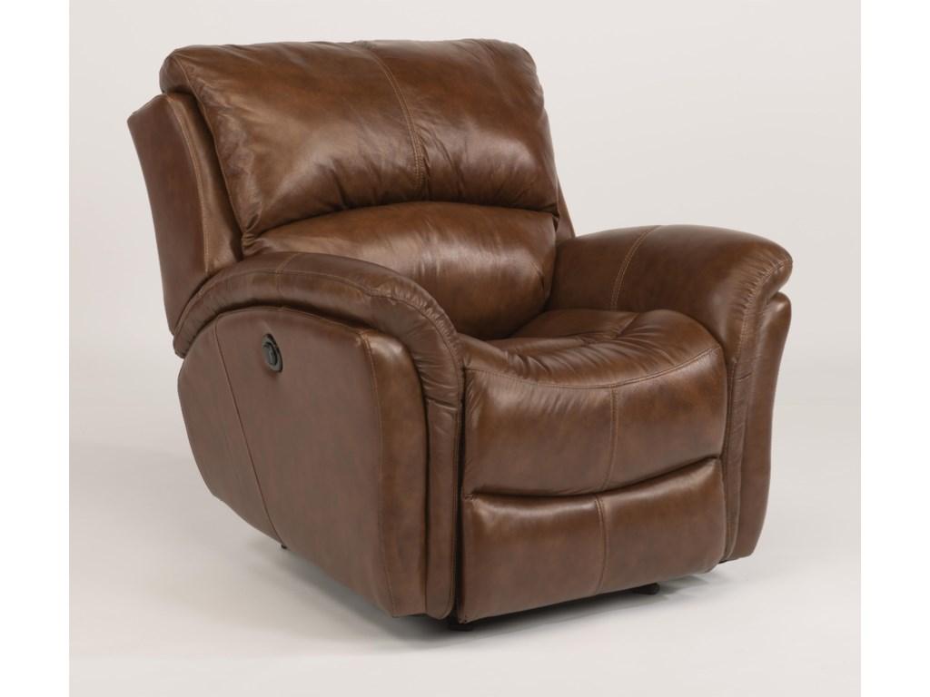 Flexsteel Latitudes - DominiqueGlider Recliner with Power