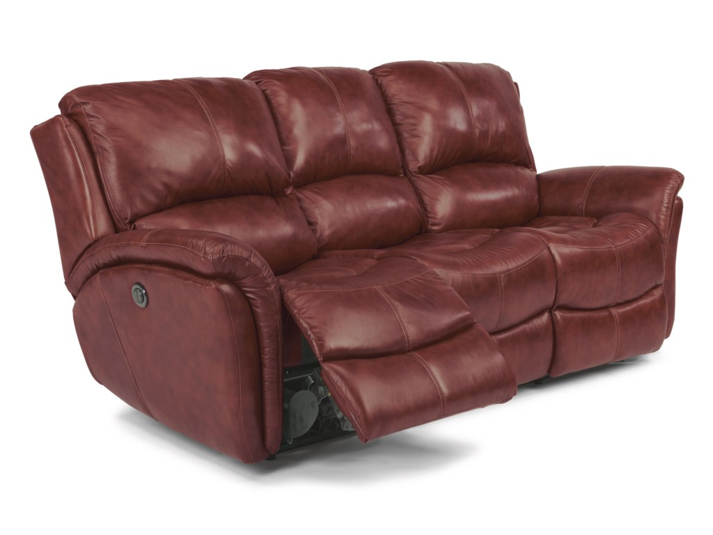 Flexsteel Latitudes - DominiquePower Reclining Sofa