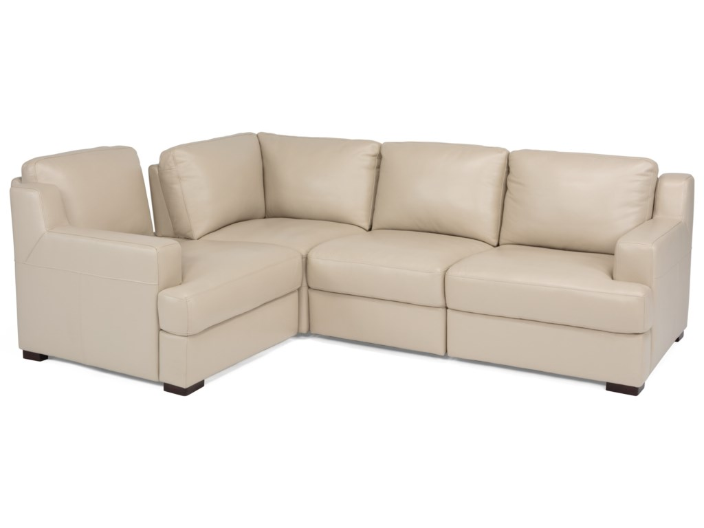 Flexsteel Latitudes- Dowd4-Piece Sectional