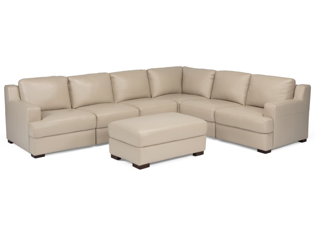 Flexsteel Latitudes- Dowd7-Piece Sectional