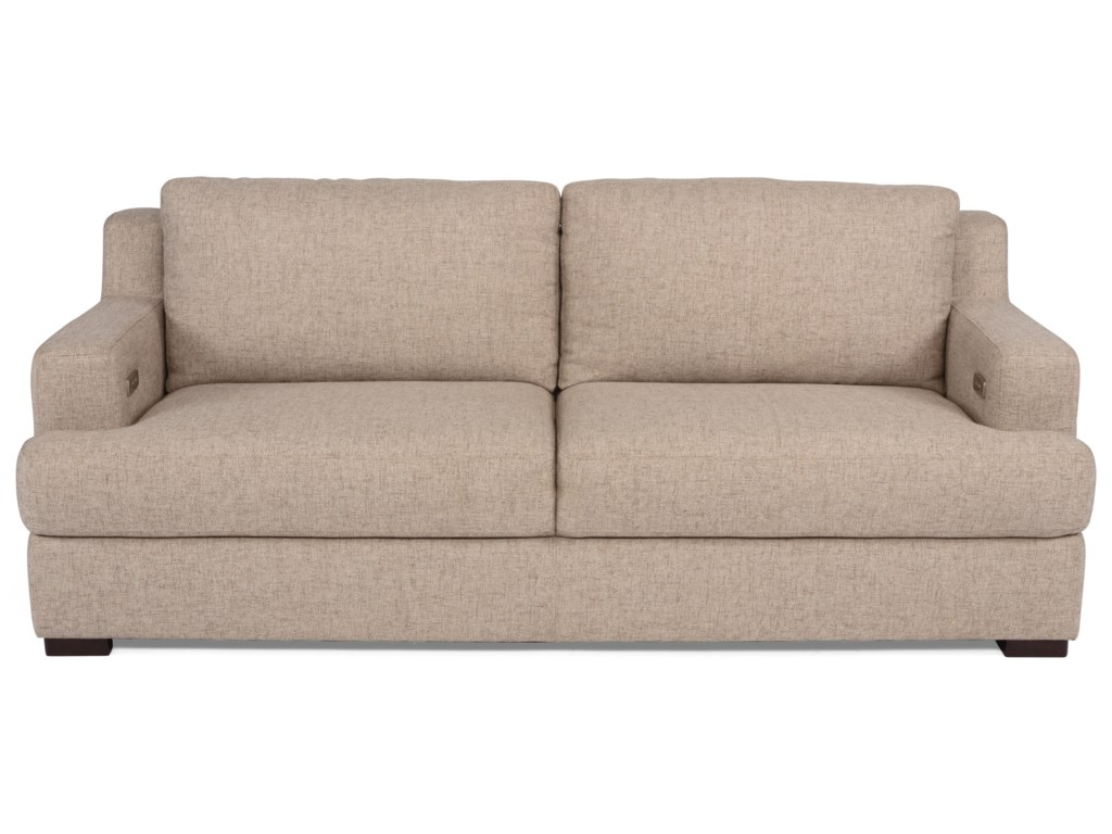 Flexsteel Latitudes- DowdPower Adjustable Back Sofa