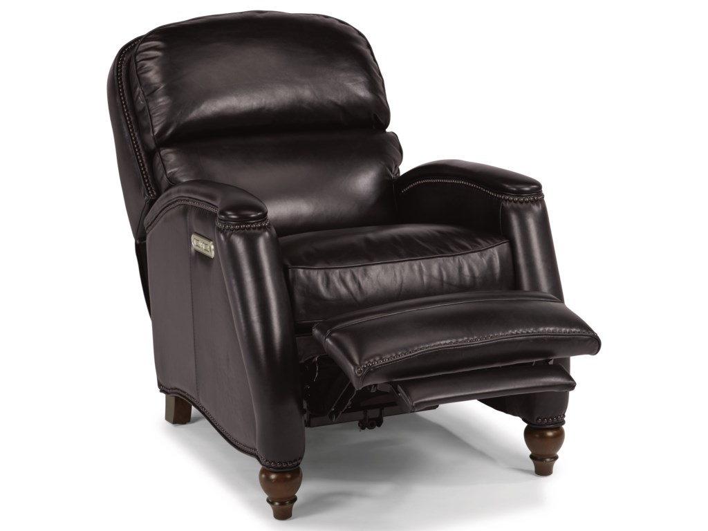 Flexsteel Latitudes - EverettPower High-Leg Recliner