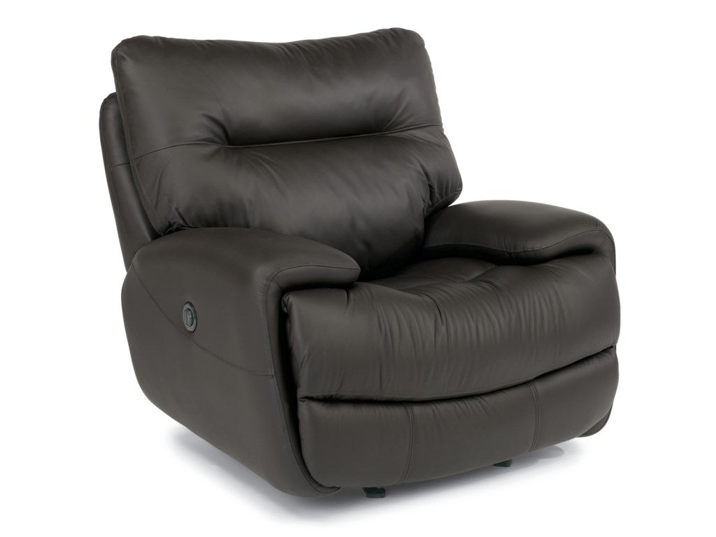 Flexsteel Latitudes - EvianGlider Recliner with Power