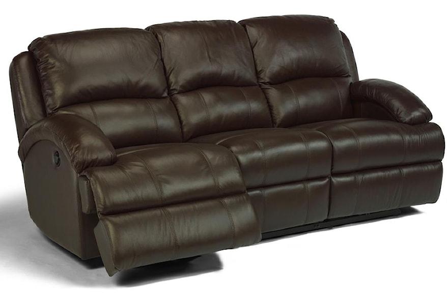 Fast Lane Double Reclining Sofa