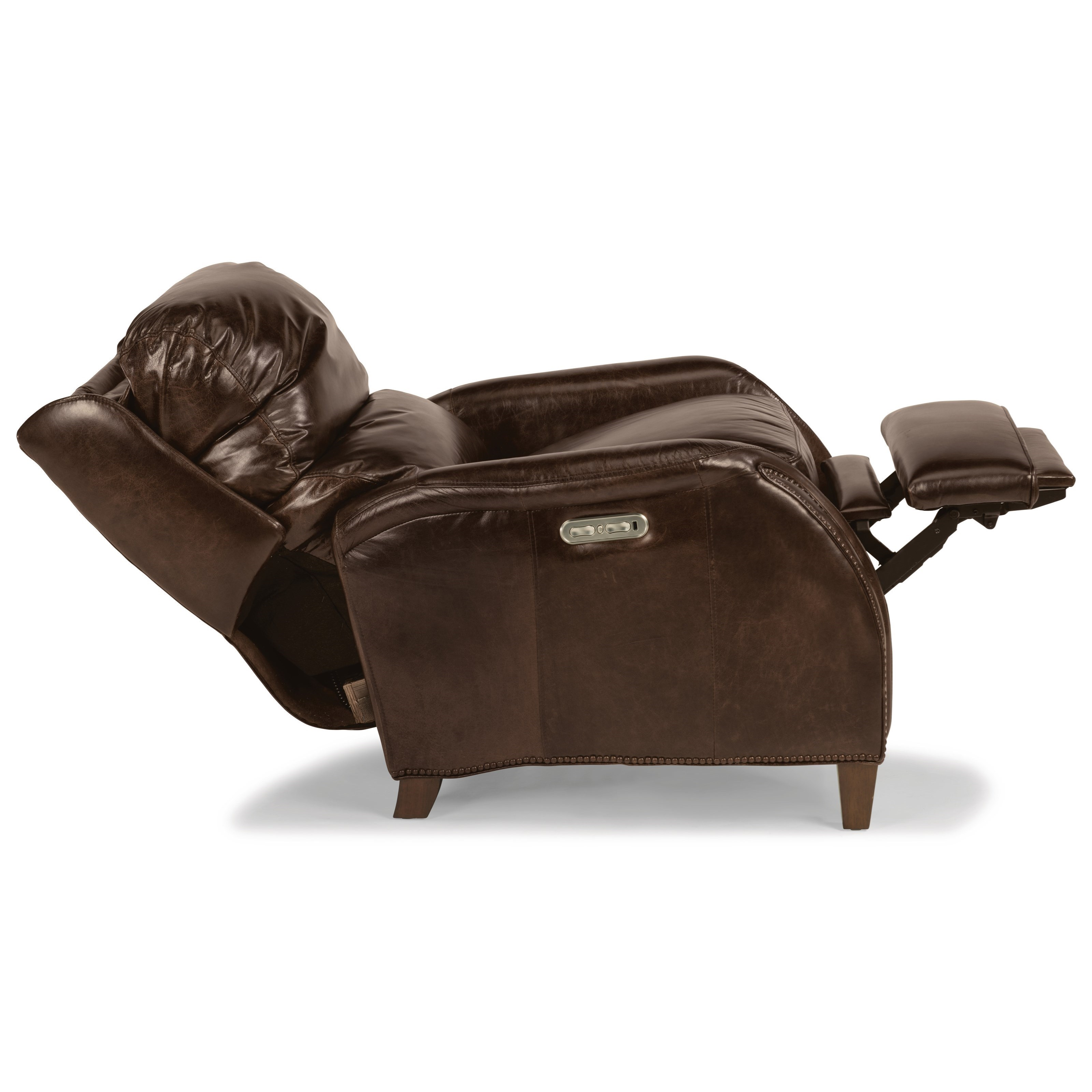 Flexsteel Latitudes   FinchPower High Leg Recliner W/ Power Headrest