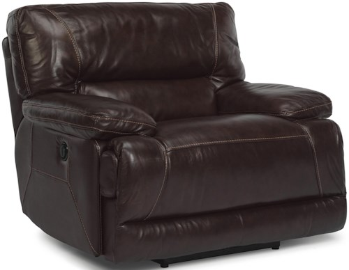 Flexsteel Latitudes - Fleet Street Power Recliner Chair