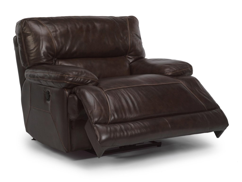 Flexsteel Latitudes - Fleet StreetPower Recliner