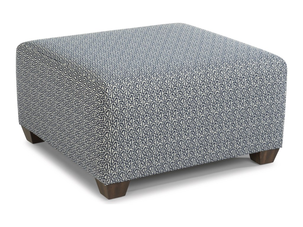 Flexsteel FreedomSquare Cocktail Ottoman