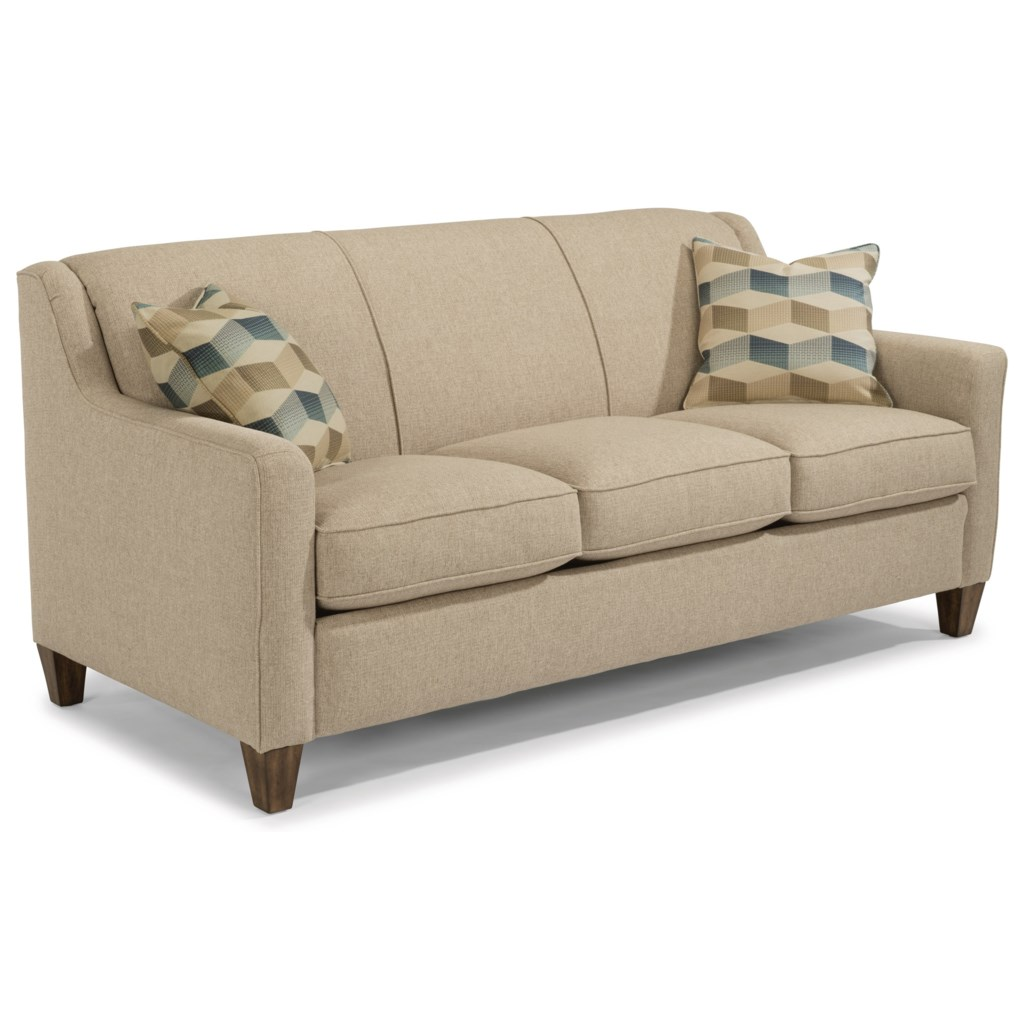 Flexsteel Sofa Fabric Choices The Hope Sofa By Flexsteel
