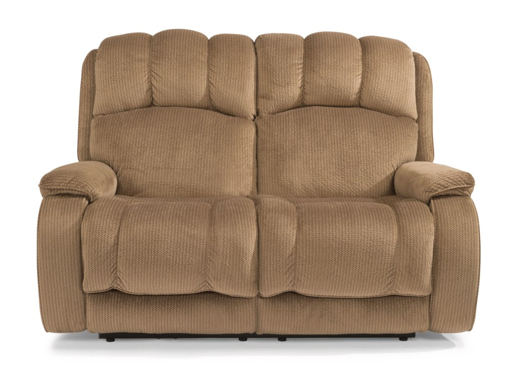 Flexsteel HuronReclining Loveseat