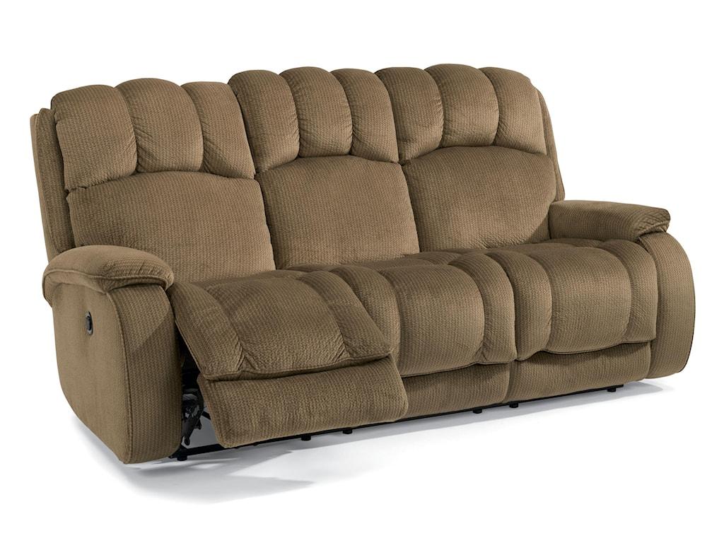 Flexsteel HuronPower Reclining Sofa