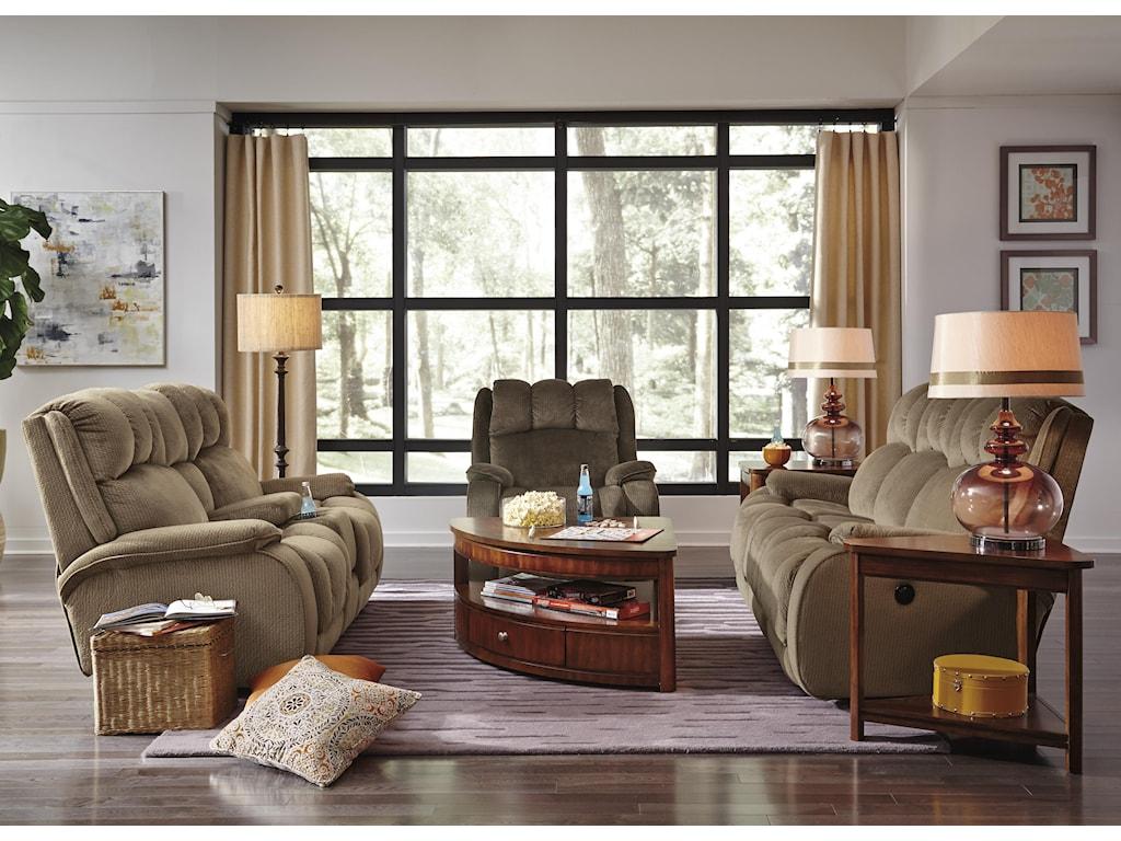Flexsteel HuronReclining Sofa