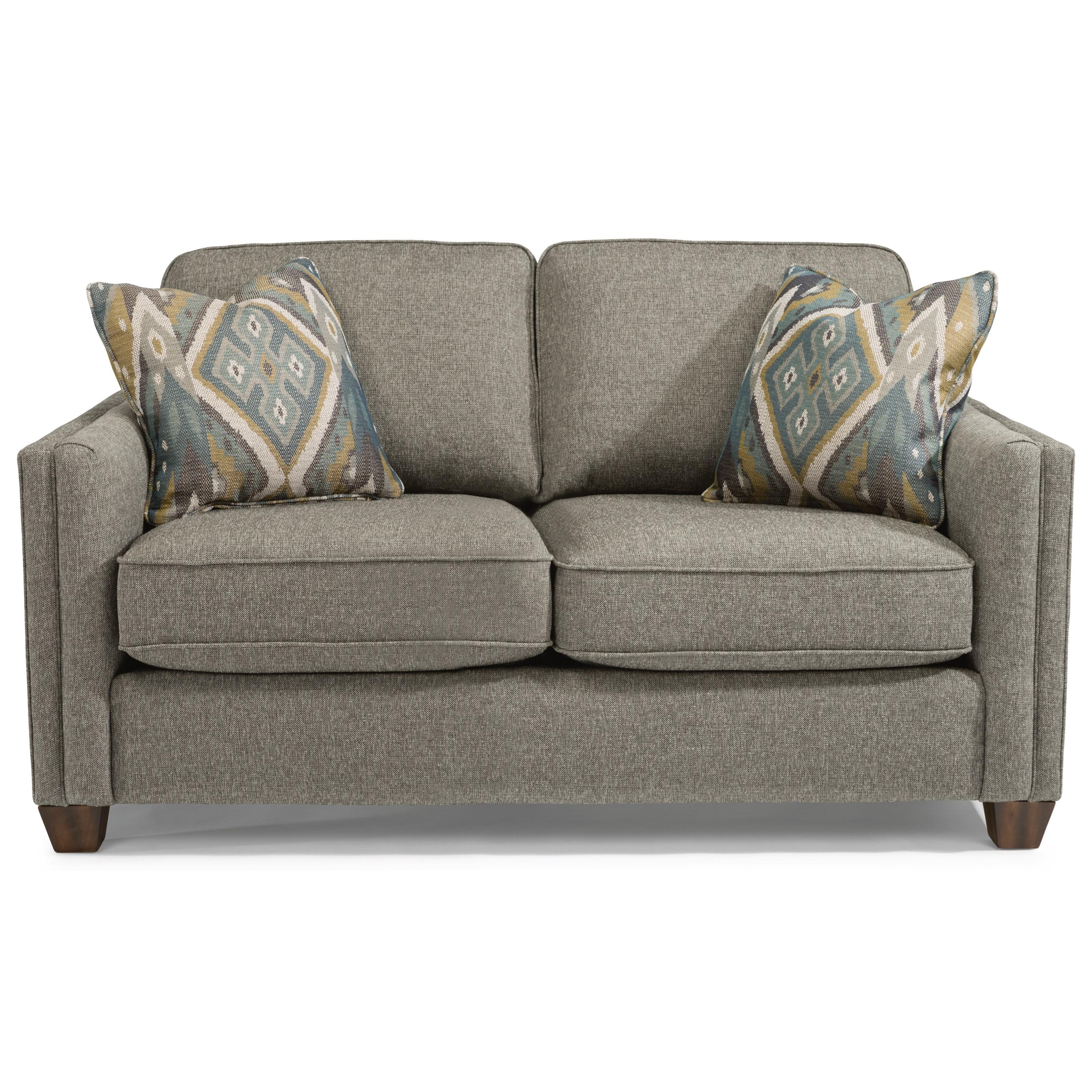 Flexsteel HyacinthLove Seat ...