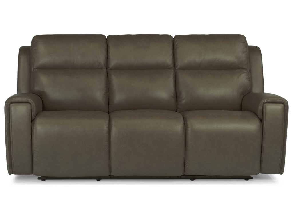 Flexsteel Latitudes - JasperPower Reclining Sofa
